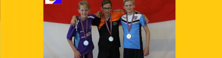 Nederlands kampioen!!